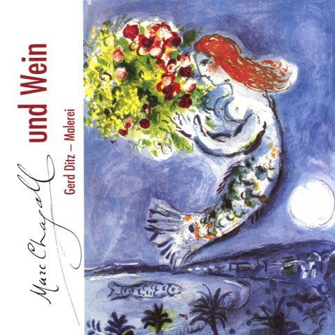 Marc Chagall und Wein