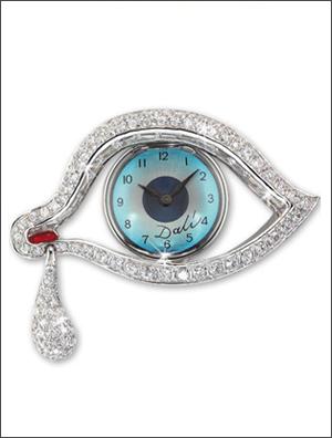 Salvador Dali - Das Auge der Zeit