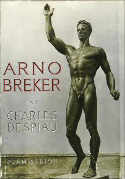 Arno Breker - Charles Despiau