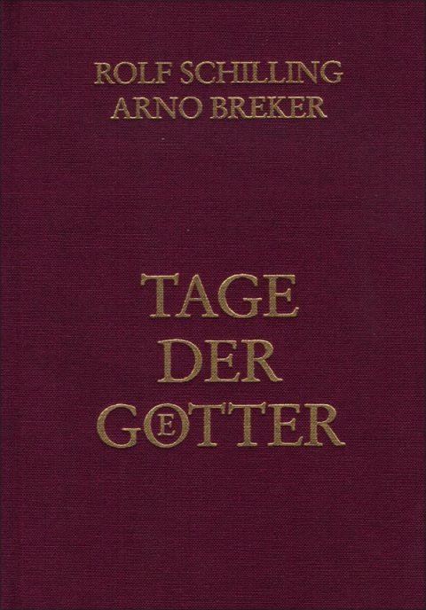 Arno Breker - Tage der Götter