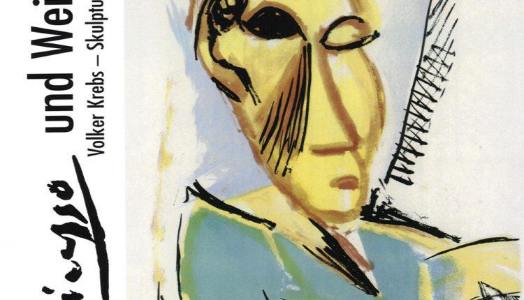 Picasso und Wein