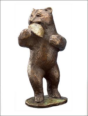 Kurt Arentz - Junger Honigbär